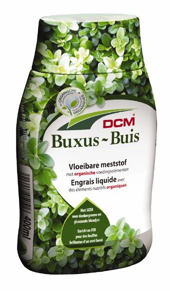 DCM VLOEIBARE MESTSTOF VOOR BUXUS 400ML